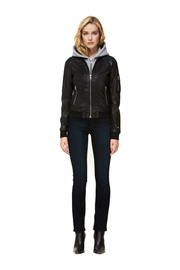 Soia & Kyo Farica-N Leather Jacket - Side cropped