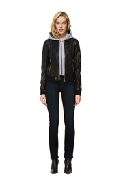 Soia & Kyo Farica-N Leather Jacket - Front full body