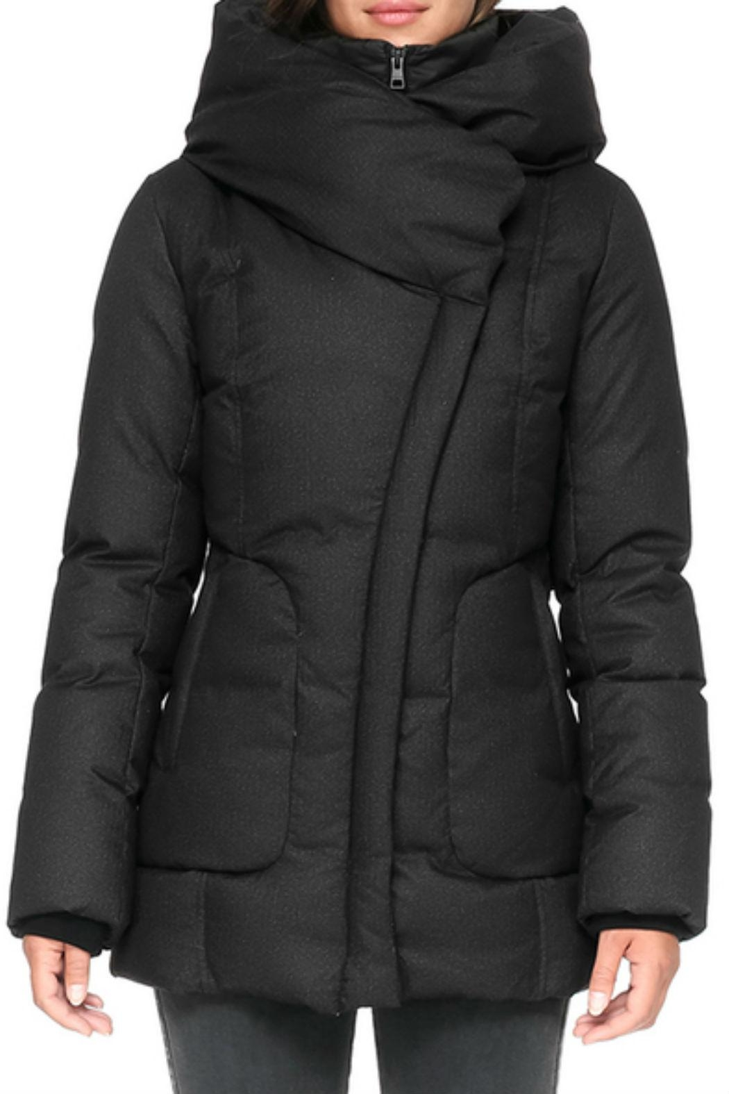 Soia & Kyo Felycia Down Coat - Front Cropped Image