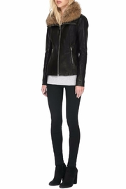 Soia & Kyo Fionna Leather Jacket - Other