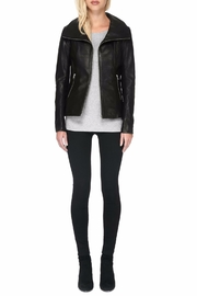Soia & Kyo Fionna Leather Jacket - Side cropped