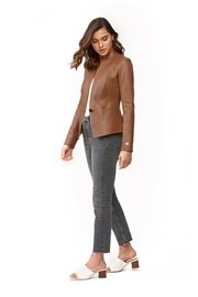 Soia & Kyo Genevieve Leather Jacket - Side cropped