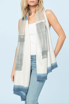 Soia & Kyo Hannah Woven Scarf - Alternate List Image