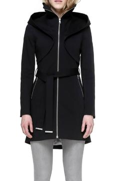 Shoptiques Product: Leila Hooded Trench