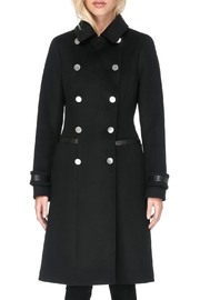 Soia & Kyo Julianna Wool Coat - Side cropped