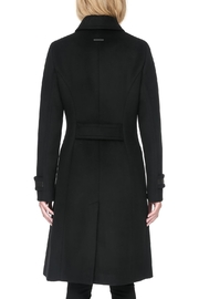 Soia & Kyo Julianna Wool Coat - Back cropped