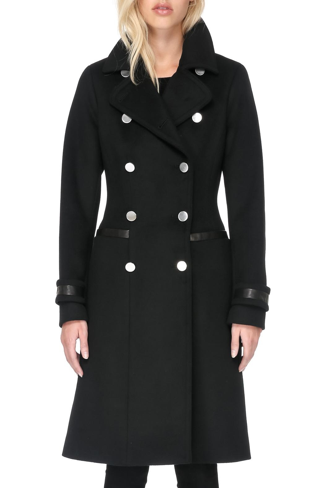 Soia & Kyo Julianna Wool Coat - Main Image