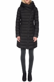 Soia & Kyo Karelle Light Down Coat - Front cropped