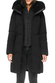 Soia & Kyo Katlin Down Coat - Front full body