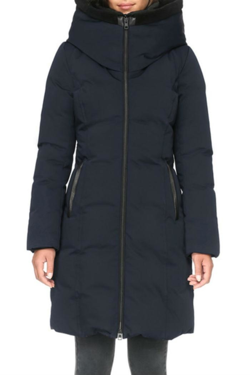 Soia & Kyo Katlin Down Coat - Main Image
