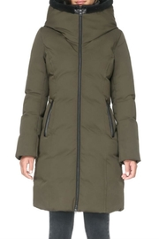 Soia & Kyo Katlin Down Coat - Front cropped