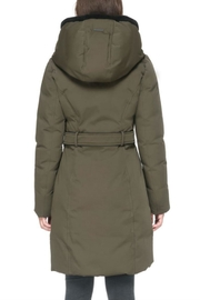 Soia & Kyo Katlin Down Coat - Back cropped