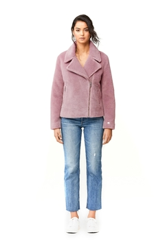Soia & Kyo Laure Sherpa Jacket - Product List Image