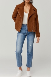 Soia & Kyo Laure Sherpa Jacket - Side cropped