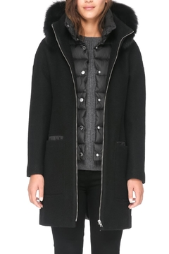 Soia & Kyo Lindsie Fx  Coat - Product List Image