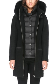 Soia & Kyo Lindsie Fx  Coat - Front full body