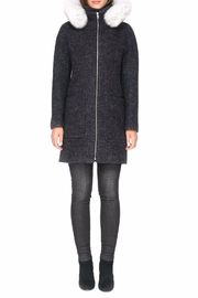 Soia & Kyo Lindsie Fx Coat - Front cropped