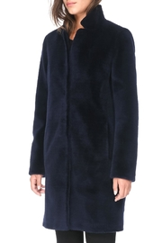 Soia & Kyo Marceline Wool Coat - Side cropped