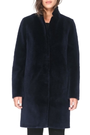 Soia & Kyo Marceline Wool Coat - Front full body