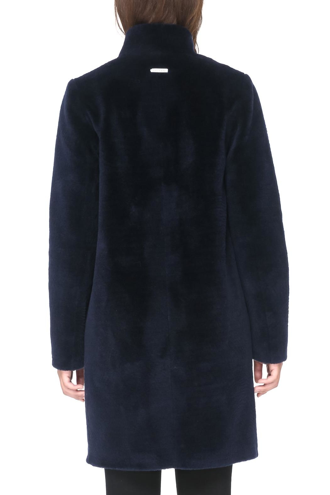 Soia & Kyo Marceline Wool Coat - Back Cropped Image