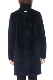 Soia & Kyo Marceline Wool Coat - Back cropped