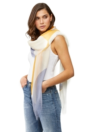 Soia & Kyo Marta Woven Scarf - Front cropped