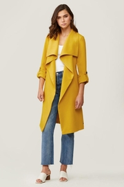 Soia & Kyo Ornella Long Knit Coatigan - Front cropped
