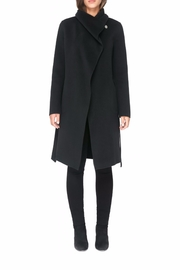 Soia & Kyo Oxana Wool Coat - Side cropped