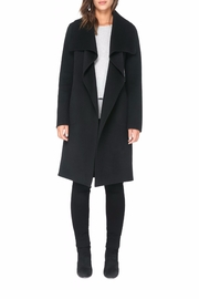 Soia & Kyo Oxana Wool Coat - Front full body