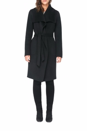Soia & Kyo Oxana Wool Coat - Front cropped