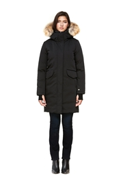 Soia & Kyo Payton-N Straight-Fit Coat - Product Mini Image
