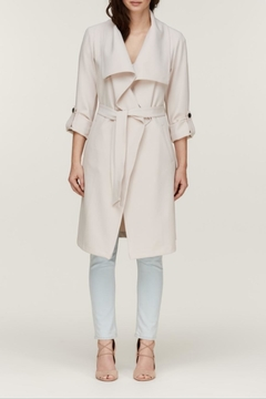 Shoptiques Product: Pearl Trench Coat