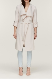 Soia & Kyo Pearl Trench Coat - Product Mini Image