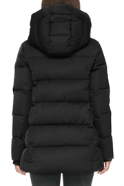 Soia & Kyo Rachelle Down Jacket - Back cropped