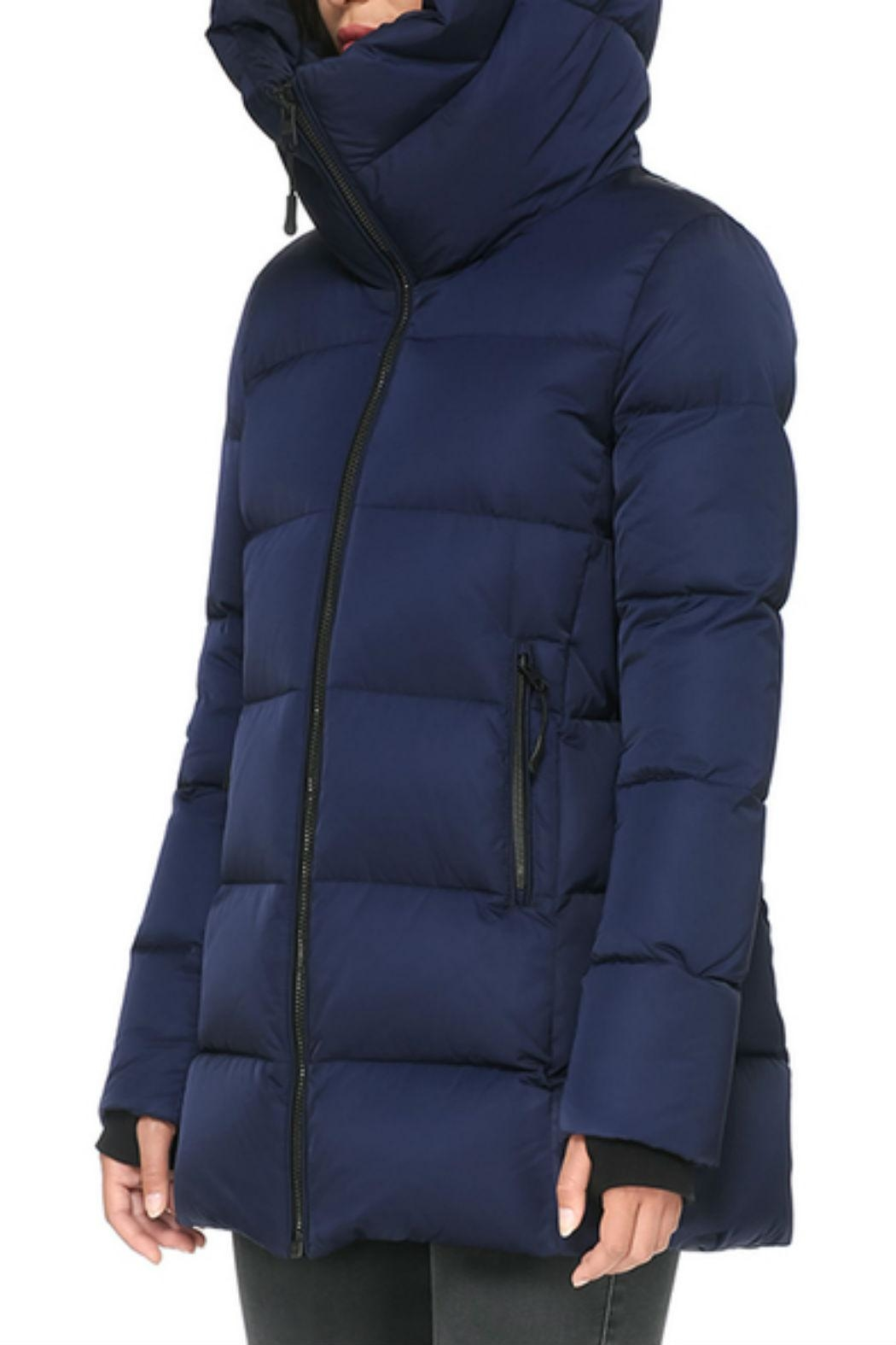 Soia & Kyo Rachelle Down Jacket - Side Cropped Image