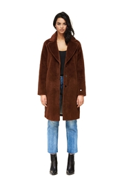 Soia & Kyo Rubina-N Wool Coat - Product Mini Image