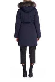 Soia & Kyo Salma Fx Down Coat - Side cropped