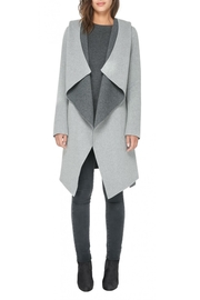 Soia & Kyo Samia  Wool Coat - Front cropped