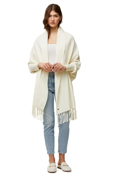 Shoptiques Product: Soia & Kyo Miku Ladies Knitted Scarfigan