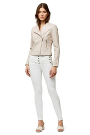 Soia & Kyo Victoria Ladies Leather Jacket - Front full body