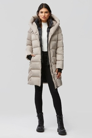 Soia & Kyo Sonny Sporty Down Coat Fawn - Product Mini Image
