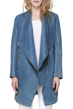 Shoptiques Product: Stefie Denim Coat