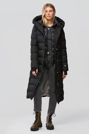 Soia & Kyo Talyse-N Maxi Coat - Front cropped