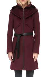 Soia & Kyo Wool Coat - Front cropped