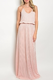 Soieblu Blush Long Maxi - Product Mini Image