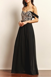 Soieblu Love Me Maxi Dress - Front cropped