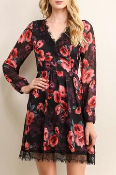 Soieblu Madeline Floral Dress - Product List Image