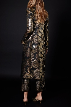 Smythe Soire Brocade Coat - Alternate List Image