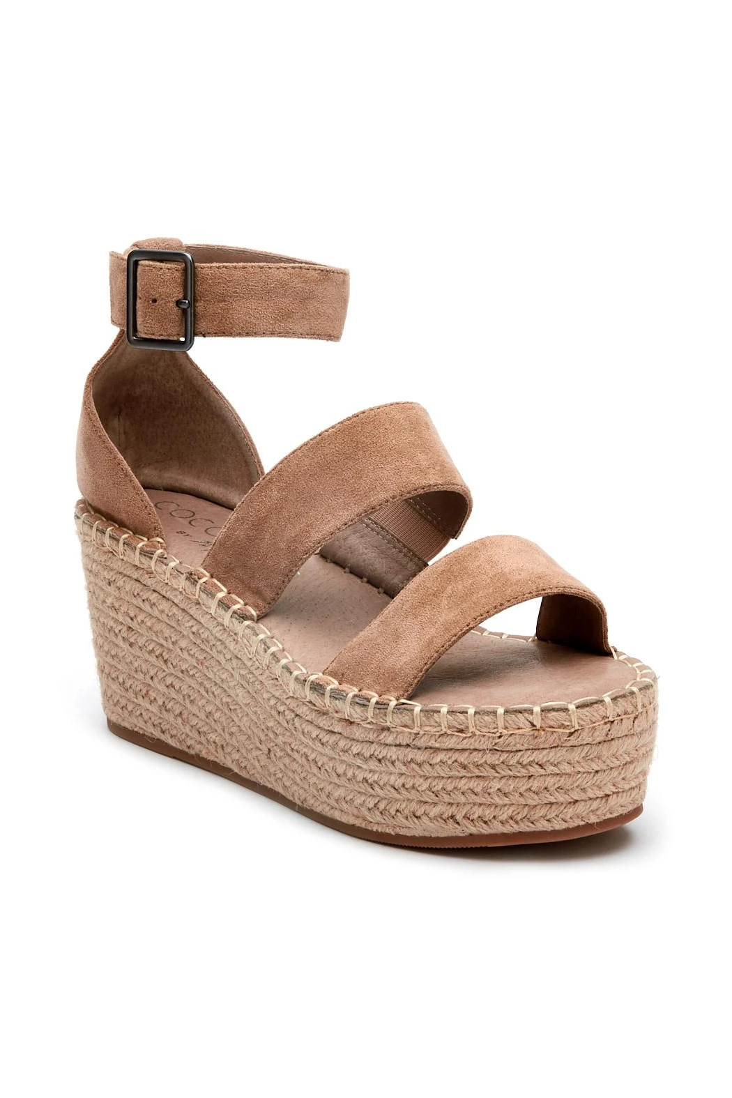 Coconuts by Matisse Soire Platform Wedge - Side Cropped Image