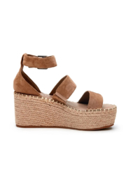 Coconuts by Matisse Soire Platform Wedge - Front full body
